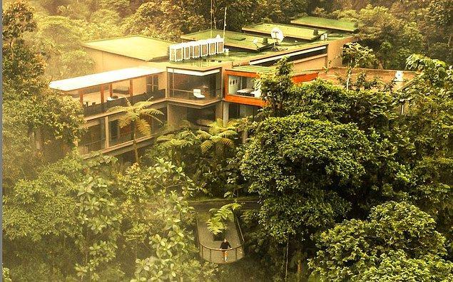 14. Mashpi Lodge - Ekvador