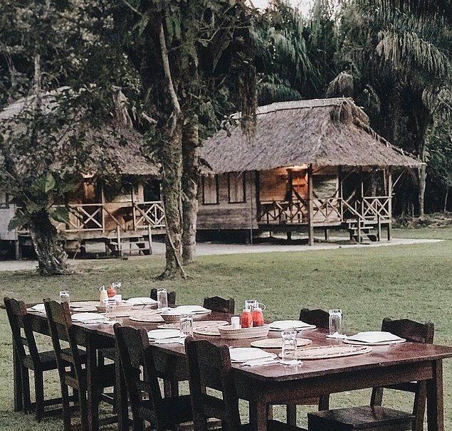 13. Rewa Lodge - Guyana