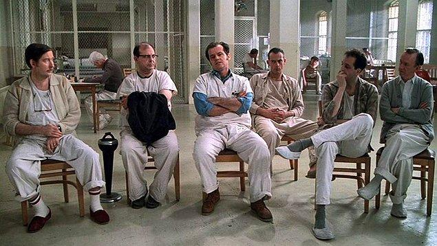 13. One Flew Over the Cuckoo's Nest (1975)