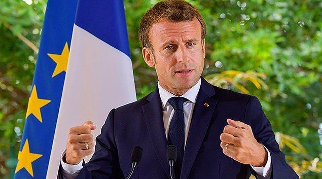 5. Emmanuel Macron