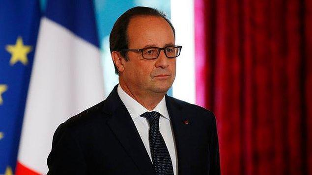 6. François Hollande