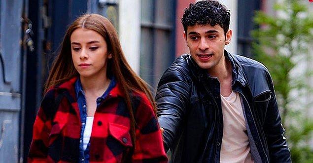 1. Yazın ilk aşk haberi yıldızı yeni parlayan iki oyuncudan; İlayda Alişan ve Halit Özgür Sarı'dan geldi.