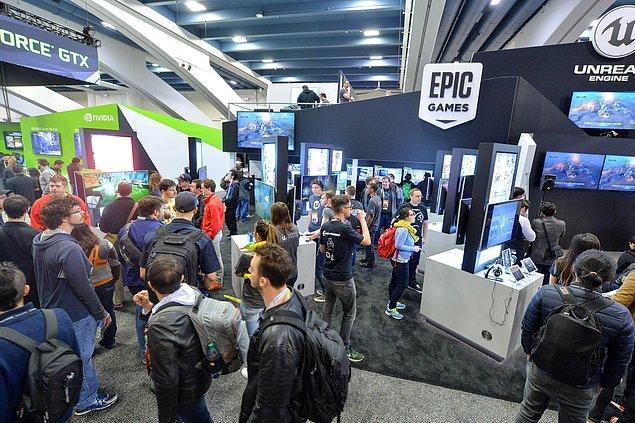 Epic Games Store'un bu yarıştaki en büyük silahı ise kullanıcılarına sunduğu bedava oyunlar.