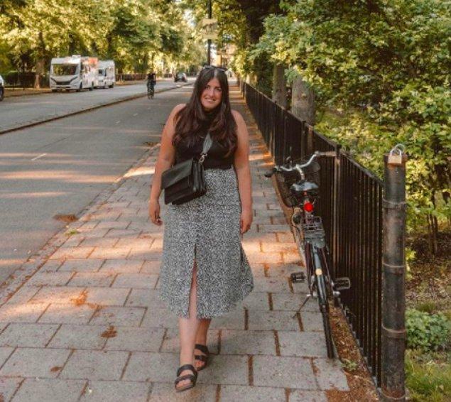 """""""Pandeminin başlamasıyla beraber Kanada'ya dönmek yerine Malmö'de kalmaya karar verdim. Zaman içinde bu şehre ve İsveç kültürüne aşık oldum."""""""