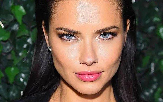 Aranızda dünyaca ünlü model Adriana Lima'yı tanımayan yoktur.