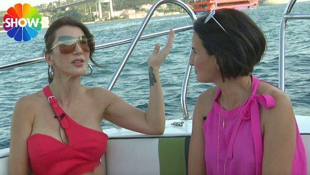 Yener, Show TV'de yayınlanan 'Cumartesi Sürprizi' programında Ömür Sabuncuoğlu'na kanseri nasıl atlattığını anlattı.