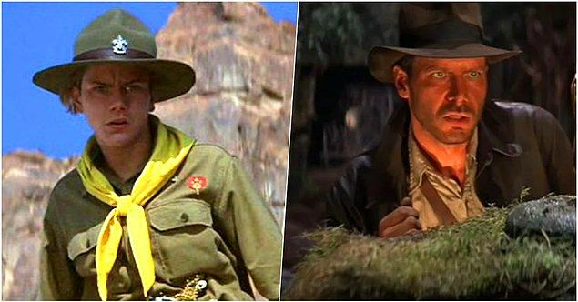 "8. ""Indiana Jones and the Last Crusade"" - Indiana Jones karakteri"