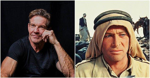 3. Dennis Quaid - Lawrence of Arabia (1962)