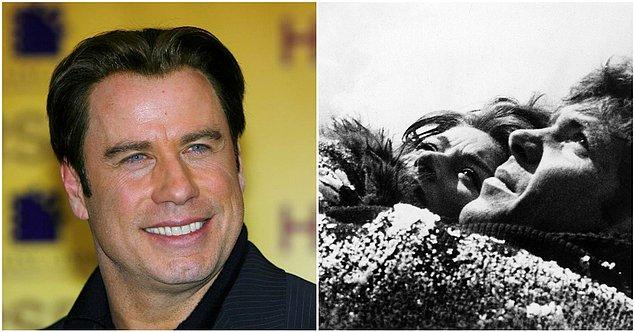 19. John Travolta - A Man and a Women (1966)