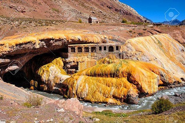 Şili'de 1500'lere kadar İnkalar yaşıyordu.