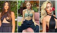 Tüm Tepkilere Rağmen Kısa Sürede Moda Oldu: Ünlülerin Favorisi Şal Üstlerin Popülerliği Sürüyor