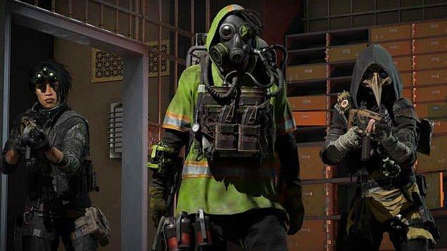 XDefiant Tom Clancy's serisinden diğer yapımları bir arada toplayacak.