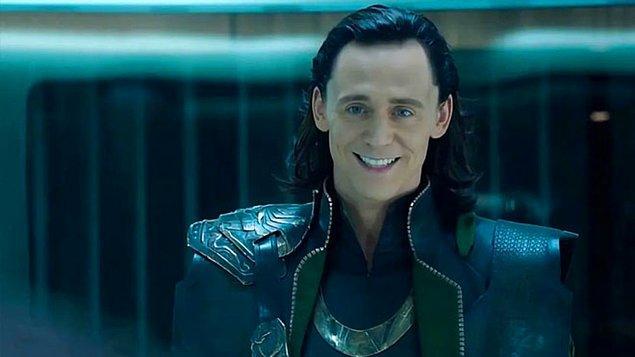 12. Tom Hiddleston