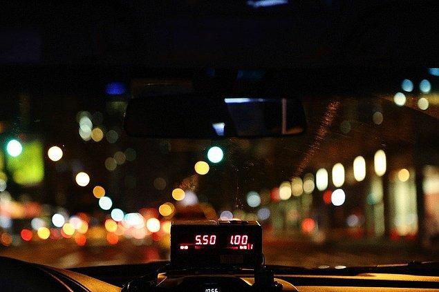 Peş peşe iki taksi: Biri 282 TL, diğeri 304 TL
