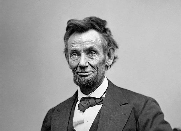 3. Abraham Lincoln'ün kölelik karşıtı konuşma metni adeta kuş olup uçtu!