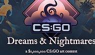 CS:GO'da Silah Skin'i Tasarlayarak 1.000.000$ Ödül Havuzundan Pay Alabilirsiniz