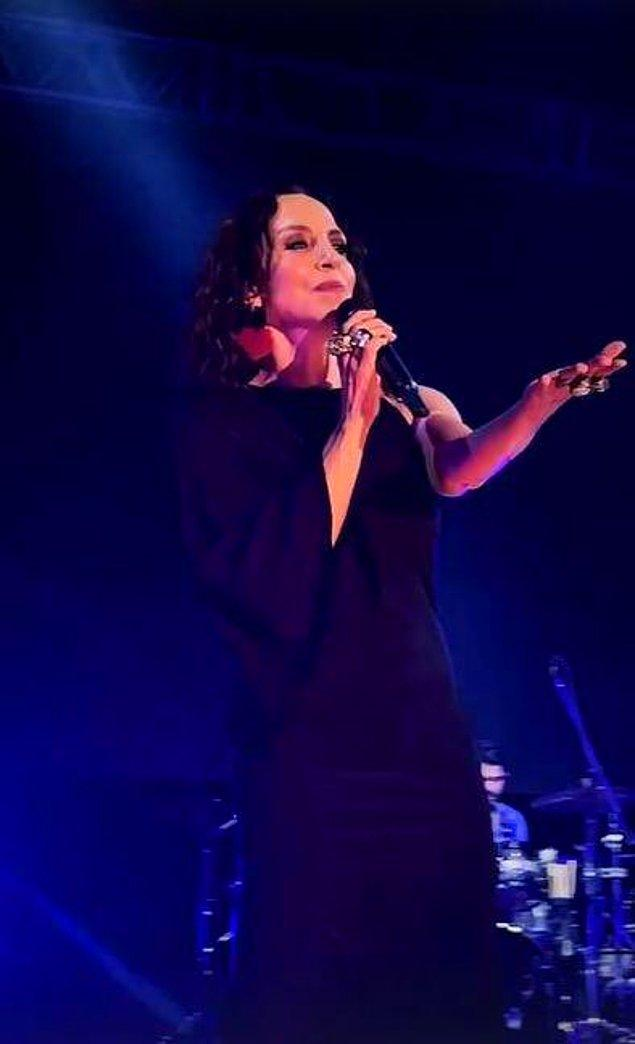 4. Çeşme'de konser veren Sertab Erener'den yüzleri güldüren bir itiraf geldi: