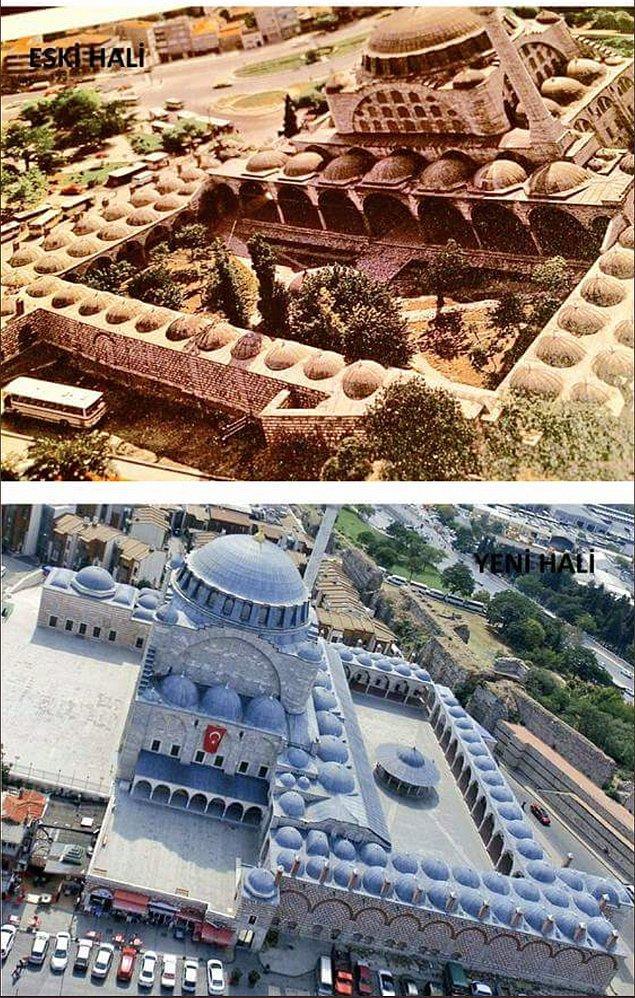 8. Mihrimah Sultan Camii (1565) - Edirne