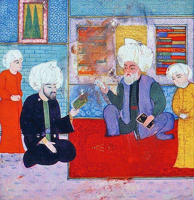 9. İvazpaşazade İbrahim Bey Efendi (1774-1785)