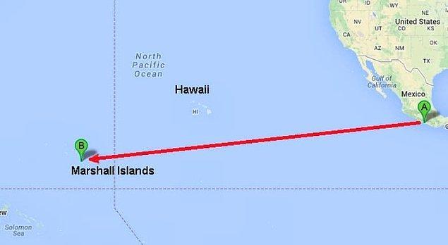 405 gün boyunca okyanusta seyreden ve en sonunda Marshall adalarına kadar ulaşan tekneden yalnızca Alvarenga'nın çıkması herkeste merak uyandırdı ve genç adam karaya ayak basar basmaz sorguya alındı.
