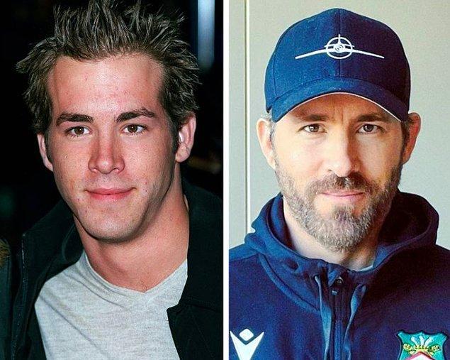 4. Ryan Reynolds