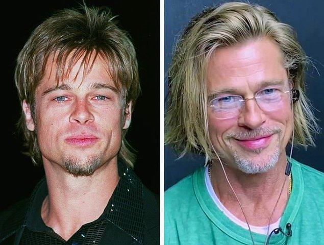 15. Brad Pitt