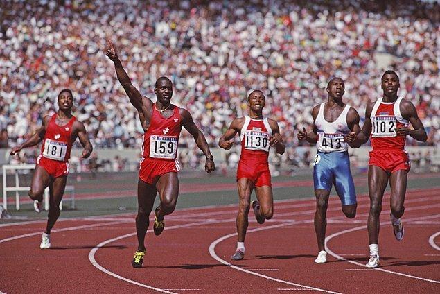1988: Kanadalı atlet Ben Johnson doping yaptığı gerekçesiyle evine gönderildi.