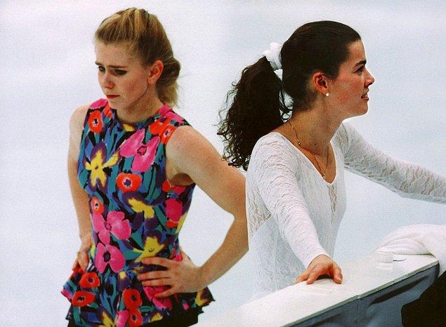 1994: artistik patenci Nancy Kerrigan saldırıya uğradı.