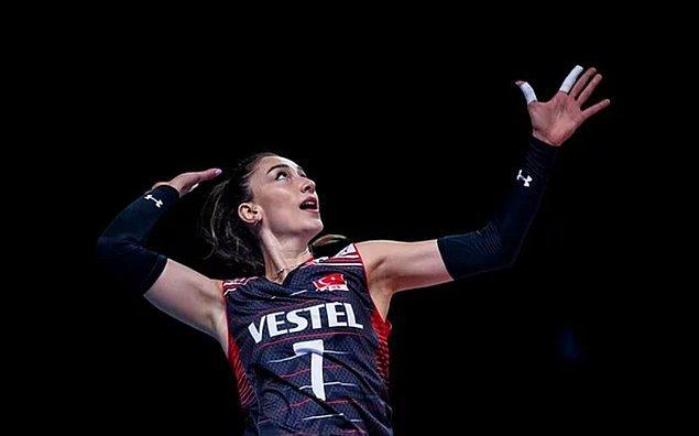 6. Başarılı sporcu Hande Baladın'ı kadrajımıza aldık!