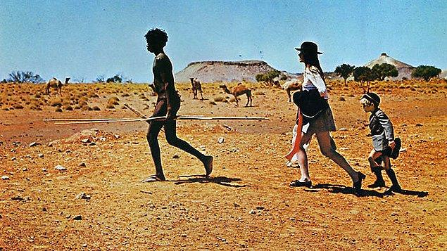 3. Walkabout (1971)