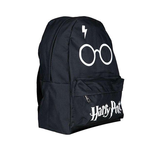 11. Harry Potter dijital baskılı sırt çantası.