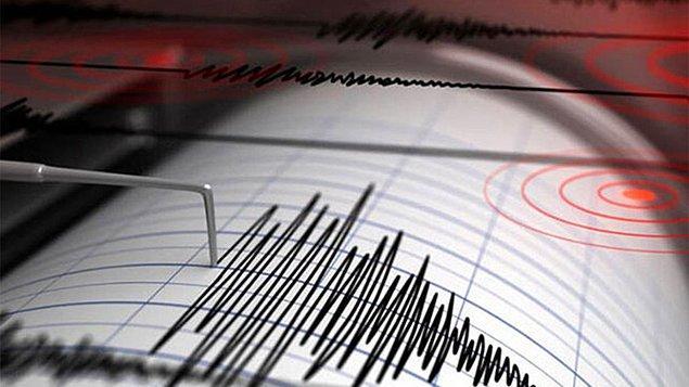 27 Temmuz Son Depremler