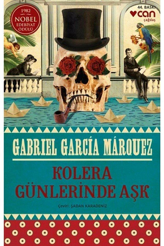 6. Gabriel Garcia Marquez - Kolera Günlerinde Aşk