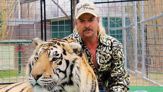 6. Tiger King: Murder, Mayhem and Madness (64 Milyon)