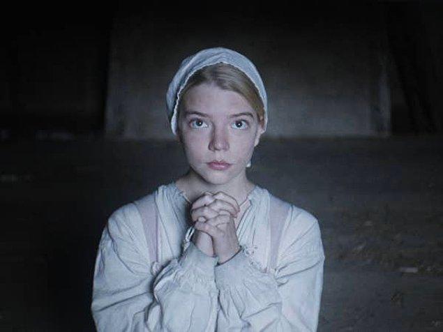 """5. Anya Taylor-Joy """"The Witch"""" filmindeki oyunculuğunun rezalet olduğunu düşünüyor."""