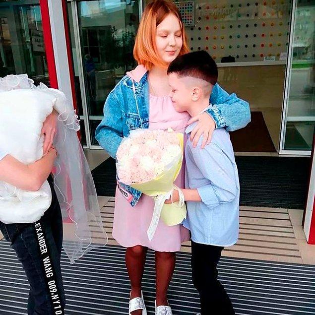 10 yaşındaki erkek arkadaşından hamile kaldığını iddia eden 13 yaşındaki Darya Sudnishnikova belki hatırlıyorsunuzdur. Darya Sudnishnikova şimdi 2. bebeğini bekliyor.