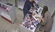 Работник секс-шопа прогнала вора из магазина с длинным двусторонним дилдо