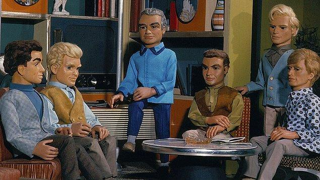 3. Thunderbirds (1965-1966)