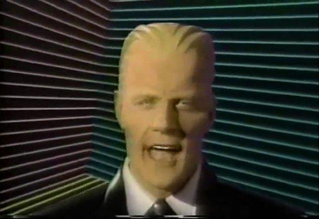 5. Max Headroom (1987-1988)