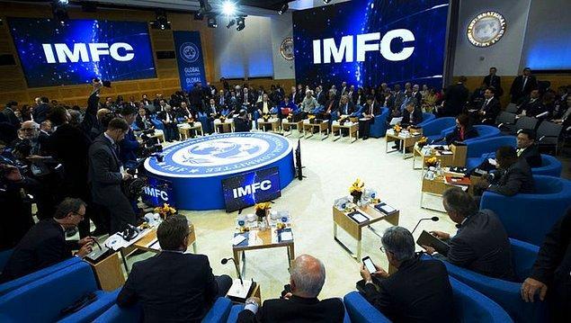 """IMF: """"En büyük etken aşıya erişim"""""""