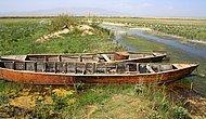 """Eber Gölü Yok Olmak Üzere: """"Hiç Bitmez, Tükenmez Sandık, O da Canlıymış"""""""