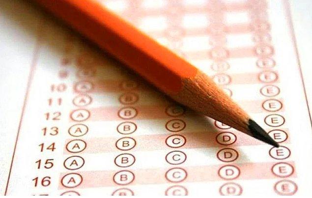 Bir hafta sonra tercihlerin başlayacağı sınava sosyal medya yorumları da gecikmedi. 👇