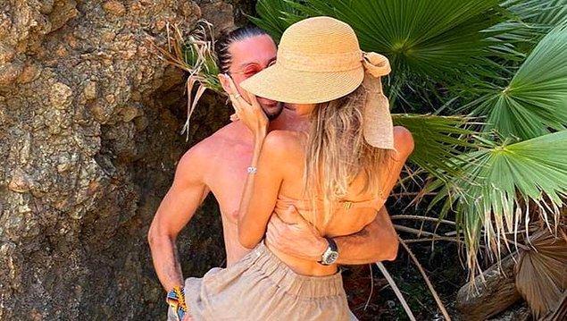 Bunun üzerine de Şevval Şahin eski sevgilisi Marcus Aral ile barışmak zorunda kalmış.