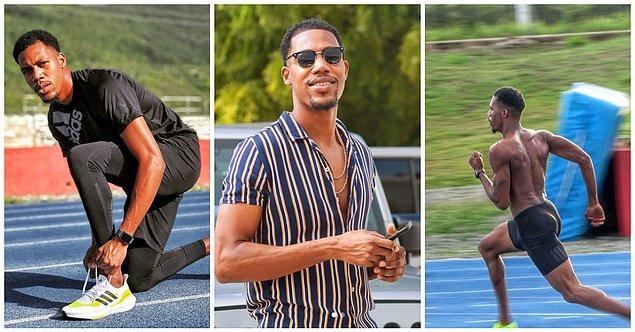 2. Zharnel Hughes / Atletizm / Anguilla: