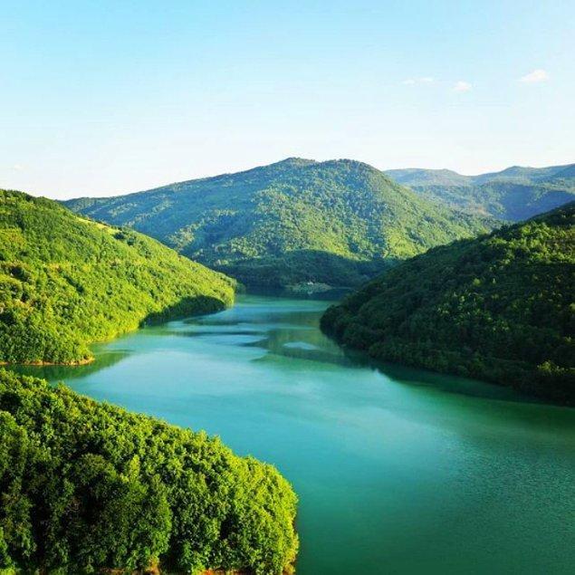 2. Gazivoda Gölü