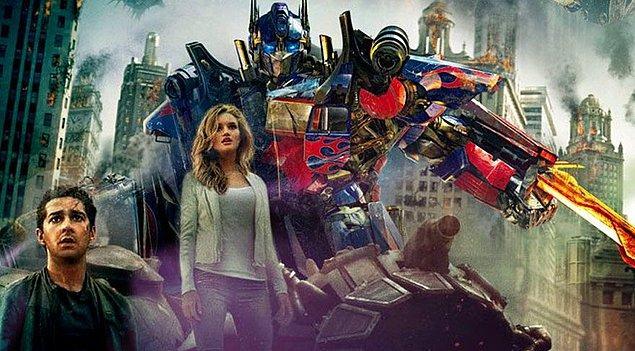 Transformers 3: Ay'ın Karanlık Yüzü Konusu Nedir?