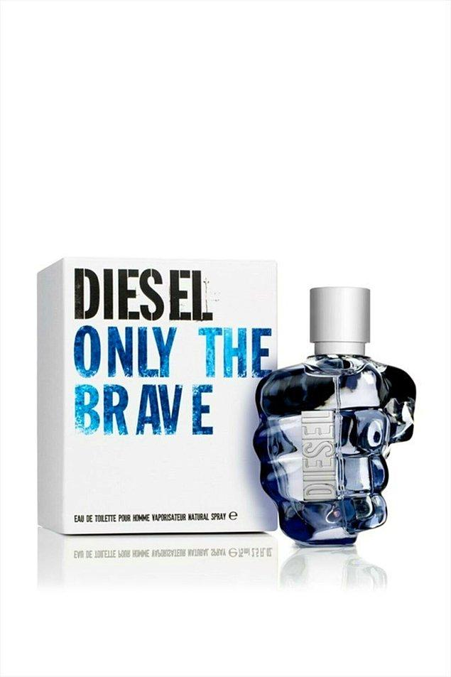 16. Diesel Only The Brave