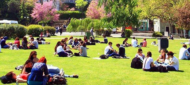 6. Üniversiteyi nasıl geçirmek istersin?