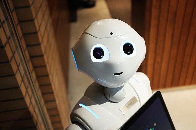 4. Robot Hizmetçiler