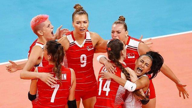 Türkiye-ABD A Milli Takım Voleybol Maçı Ne Zaman?